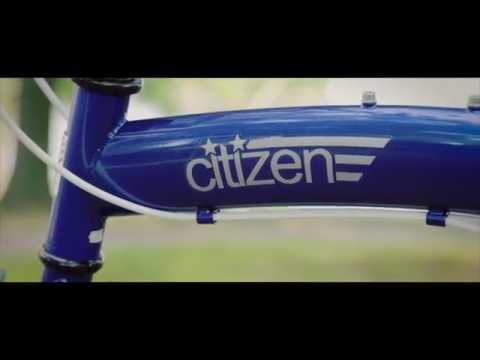 Citizen Tokyo Folding Bike First Look