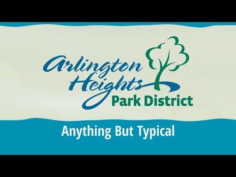 Arlington Heights Park District - Gold Medal Video 2016