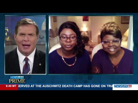 Newsmax Prime | Diamond and Silk talk about NFL players dishonoring the National Anthem