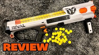 [REVIEW] Nerf Rival Hades XVIII-6000 Unboxing, Review and Firing Test