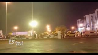 3 تفجيرات إنتحارية قرب الحرم النبوي والقطيف في السعودية