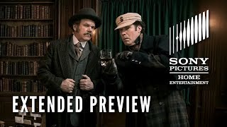 Holmes and Watson - Extended Preview