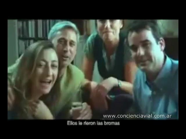 2008 - España - DGT - No dejes que quien ha bebido conduzca