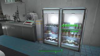 Fallout 4 - Vault X-01 Player Home