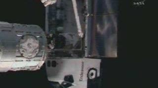 STS-123 Flight Day 3:Docking