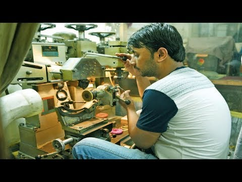 Business Ideas - How to Make Jewelry and Jewellery Maker of Raw Gold
