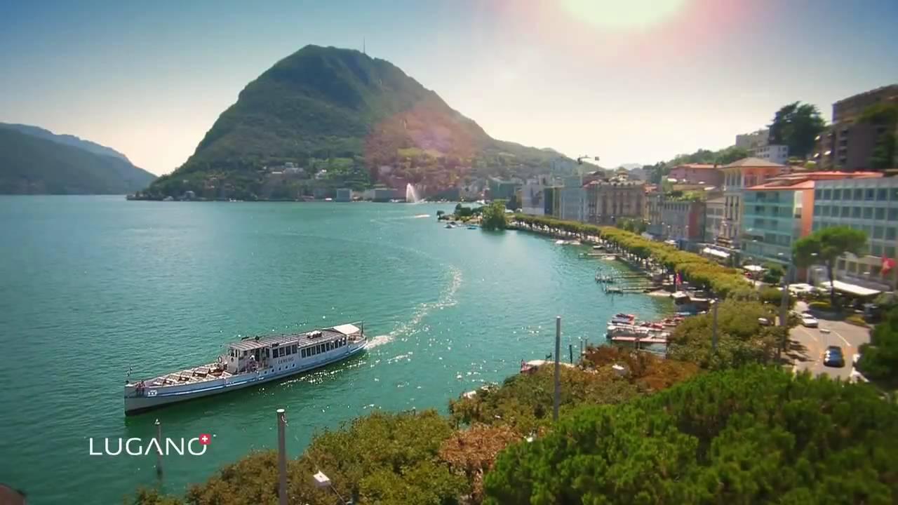 Lugano Schweiz