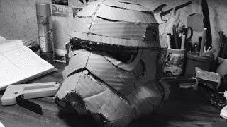 Как сделать шлем штурмовика?! Star Wars