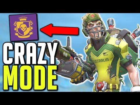 DEATHMATCH GAMEPLAY! NEW OP JUNKRAT! | Overwatch Gameplay | New Buffs