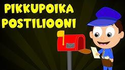 Pikkupoika postiljooni | Lastenlauluja suomeksi