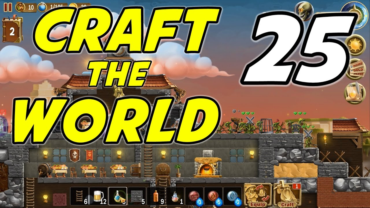 how to play world craft