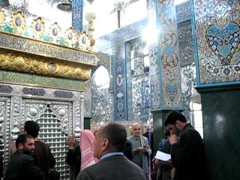 Sayedah Zainab shrine