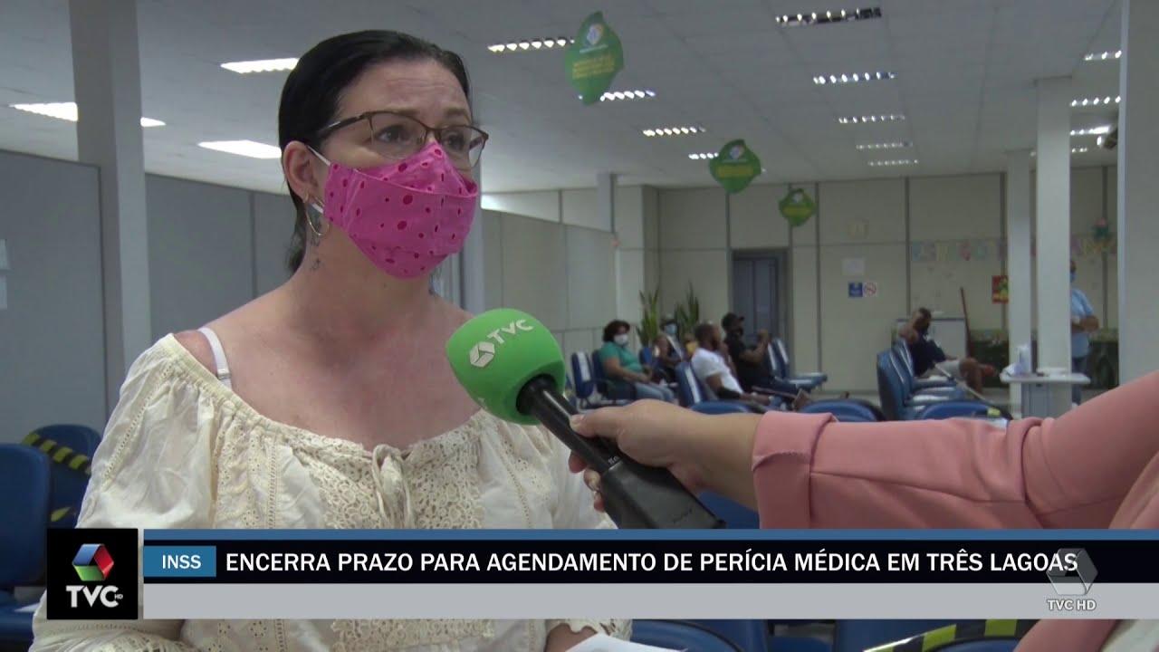 INSS encerra prazo para agendamento de perícia médica