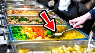 Top 10 Ways All You Can Eat Buffets Make MONEY!