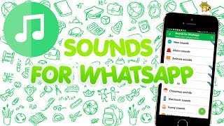 Android App Ringtones & Sounds for Whatsapp free