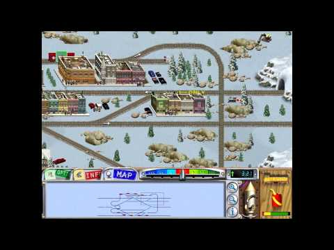 Fun with dynamite in Rocky Road! - 3D Ultra Lionel Train town deluxe |
