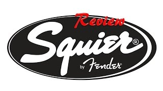 Review Squier by Fender - California Series