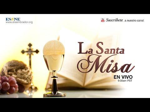 La Santa Misa En Vivo Esne Youtube