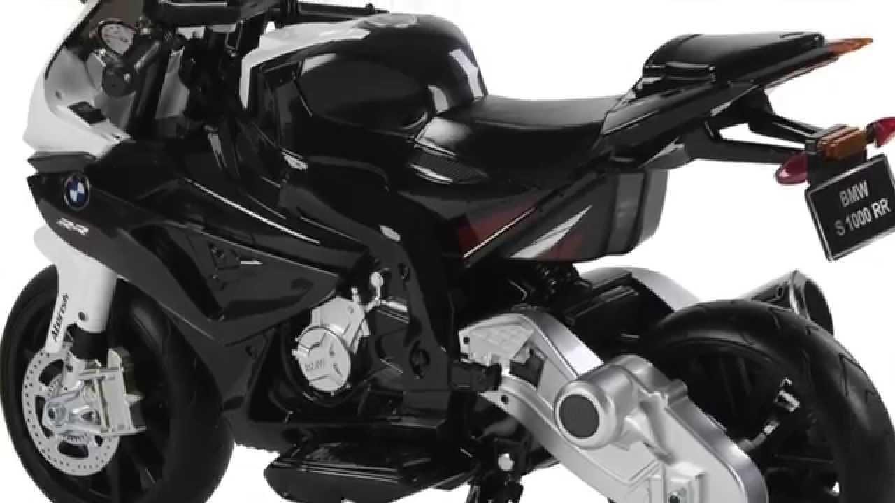 12v official bmw kids electric superbike - youtube