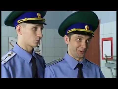 Солдаты и офицеры 6 серия Комедийный сериал - YouTube