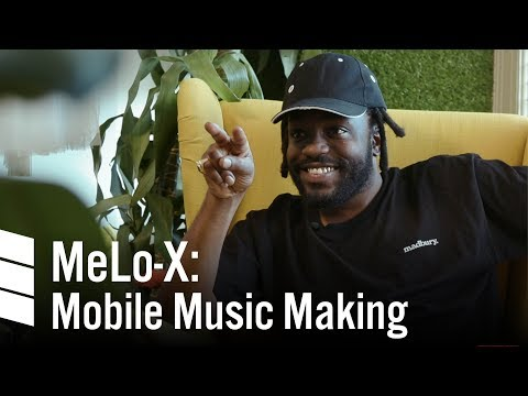 MeLo-X: Mobile Music Making