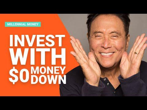 MAKE MONEY WITH NO MONEY WITH ROBERT KIYOSAKI, RICH DAD POOR DAD -Robert Kiyosaki