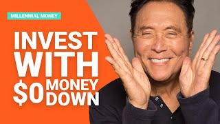 HOW TO MAKE MONEY WITH NO MONEY WITH ROBERT KIYOSAKI, RICH DAD POOR DAD