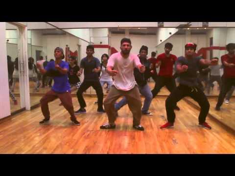 Old School Hip Hop | New Jack Swing | Class with ABHISHEK DAS | INDIA