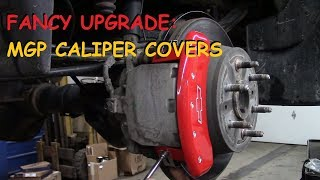 Fancy Bling: MGP Caliper Covers