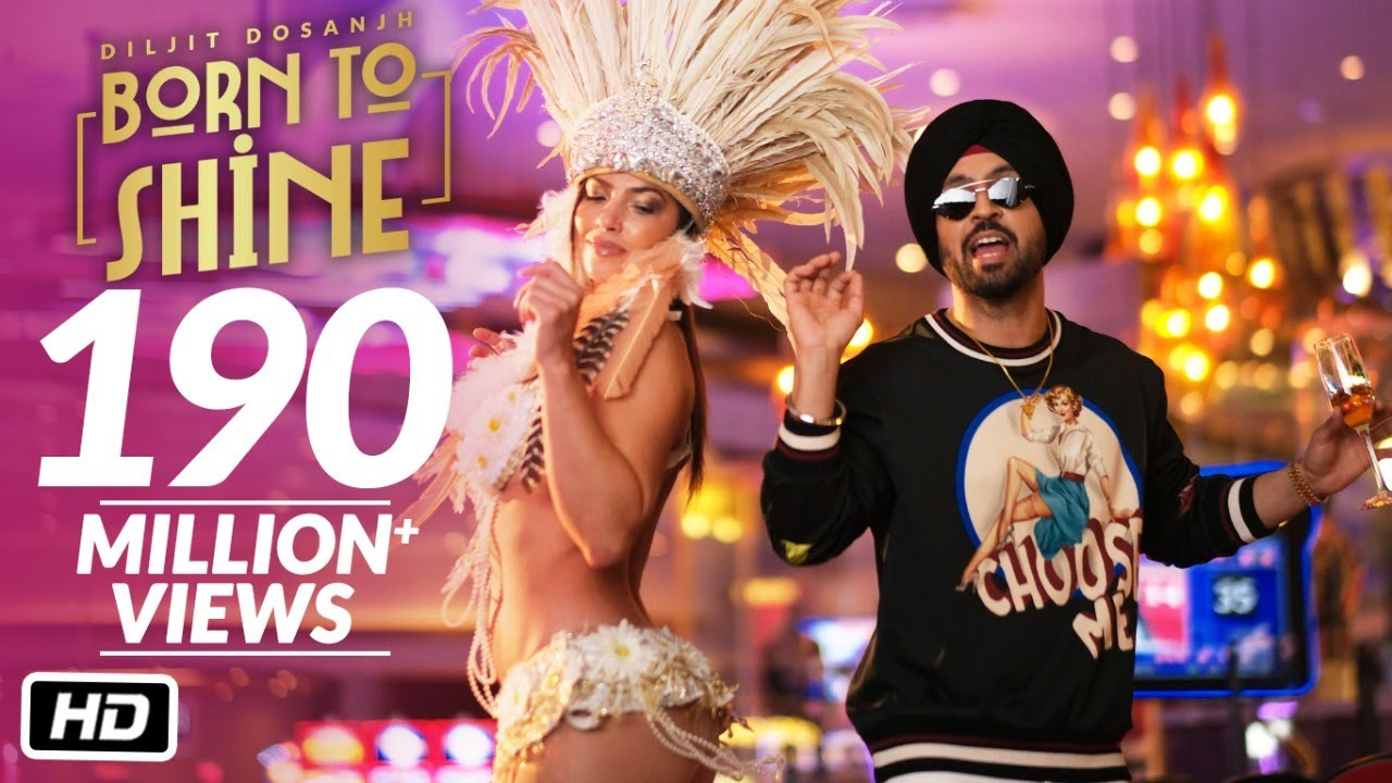 Download Diljit Dosanjh: Born To Shine (Official Music Video) G.O.A.T