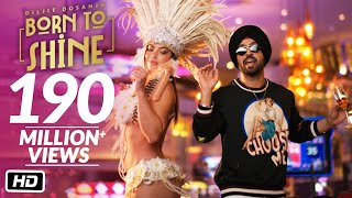 Gambar cover Diljit Dosanjh: Born To Shine (Official Music Video) G.O.A.T