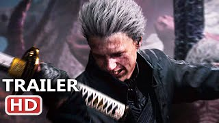 PS5 - Devil May Cry 5 Special Edition Trailer (4K Ultra HD, 2021) DMC5