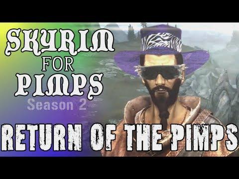Skyrim For Pimps - The Real Slim Nibbler (S6E18 ...