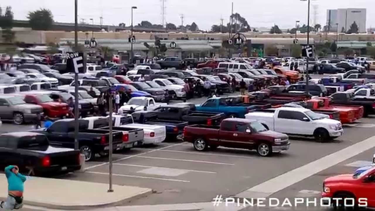 Socal Truck rideout part 2 - YouTube