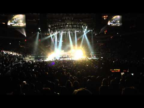 Elton John - Funeral For A Friend - LIVE @ MADISON SQUARE GARDEN