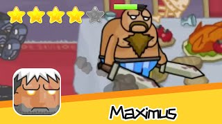 Maximus - the Sword of Dawn FRANK Day12 Walkthrough Arcade Fantasy Hack & Slasher Recommend index fo