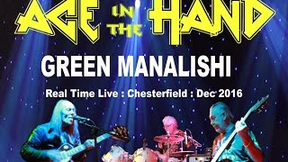 Ace in the Hand - GREEN MANALISHI (cover)