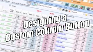 Bet Angel - Designing a custom column button