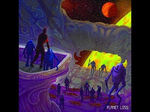 WALLOWING - Planet Loss [FULL ALBUM] 2019