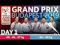 Поделки - Judo Grand-Prix Budapest 2019: Day 1