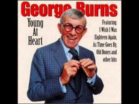 George Burns - Here's To My Friends