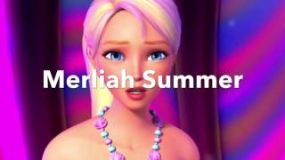 Barbie characters names