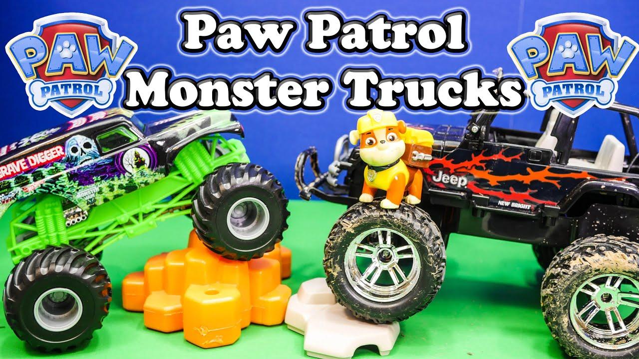 paw patrol remote control car instructions