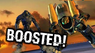 Obsidian Fury With Boost Is Insane!!! | Pacific Rim Breach Wars