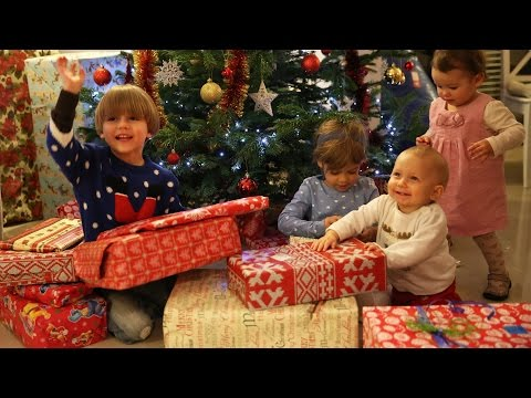 Opening Christmas Presents​​​ - Toys and more