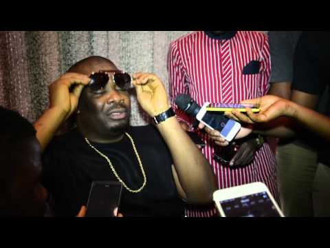 Don Jazzy Speaks About doing Song with D'Banj | Pulse TV