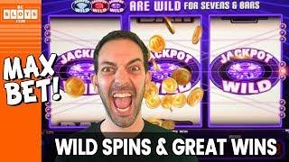 🤪 WILD Spins GREAT Wins 💰 $1300 @ San Manuel Casino ✪ BCSlots (S. 14 • Ep. 5)