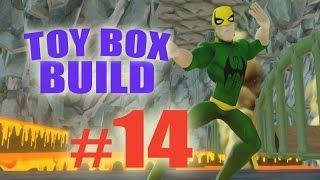 Disney Infinity 2.0 - Toy Box Build - Racetrack Finale [14]