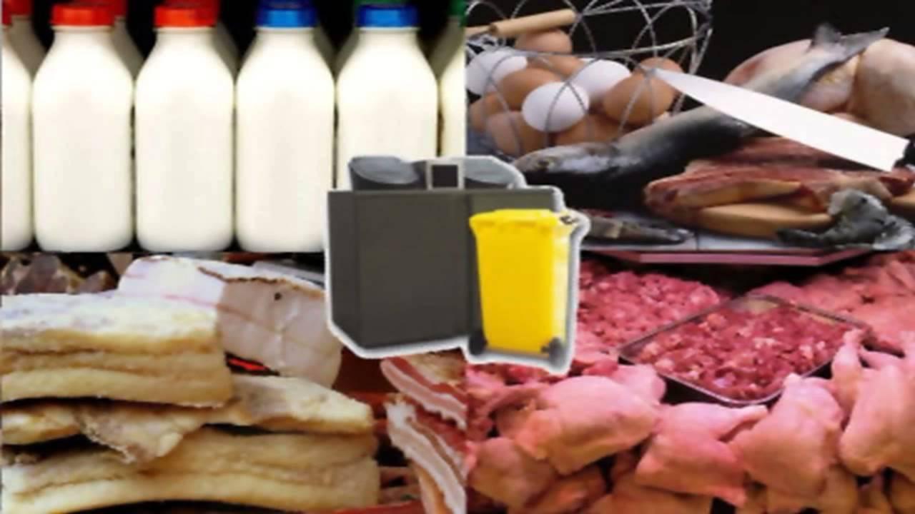tej és hús fertőtlenítése
