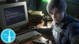 Turns out Resident Evil 2's Leon Kennedy is the least observant, mo...
